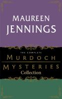 The Complete Murdoch Mysteries Collection