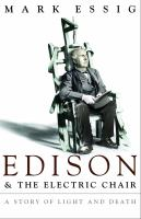 Edison & the Electric Chair