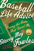 Media Cover for Baseball Life Advice