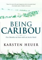 Being Caribou