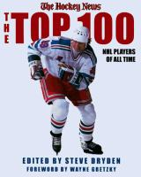 The Top 100 NHL Hockey Players of All Time