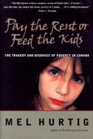 Pay the Rent or Feed the Kids