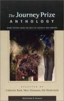 The Journey Prize Anthology