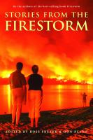 Stories From the Firestorm