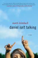 Daniel Isn't Talking