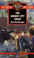 Quebec City Crisis