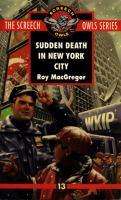 Sudden Death In New York City