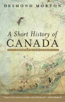 A Short History of Canada