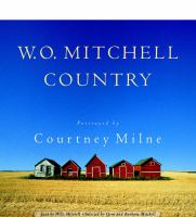 W. O. Mitchell Country