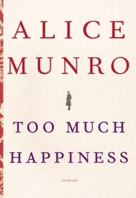 book cover of Too Much Happiness