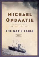 Book Club Kit : The Cat's Table