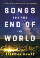 Image: Songs for the End of the World