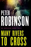 Many Rivers To Cross : An Inspector Banks Novel