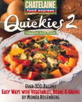 Quickies 2, Veggies and More