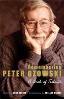 Remembering Peter Gzowski