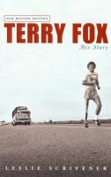Terry Fox, His Story