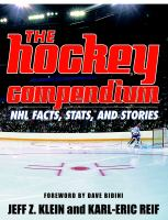 The Hockey Compendium
