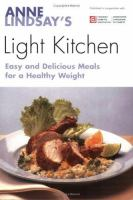 Anne Lindsay's Light Kitchen