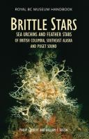 Brittle Stars, Sea Urchins and Feather Stars of British Columbia, Southeast Alaska and Puget Sound