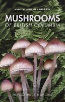 Cover of Mushrooms of British Columbia