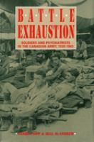 Battle Exhaustion