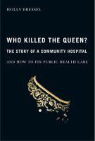 Who Killed the Queen?