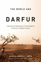 The World and Darfur