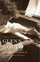 Media Cover for Partita for Glenn Gould