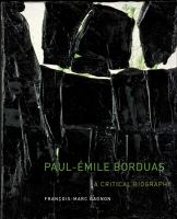 Media Cover for Paul-Émile Borduas: A Critical Biography
