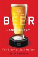 Back to Beer ... and Hockey