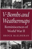 V-bombs and Weathermaps