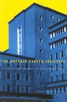 The Ontario Cancer Institute