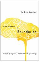 The Limits of Boundaries