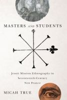 Masters and Students
