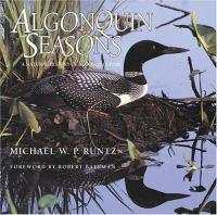Algonquin Seasons