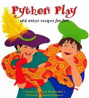 Python Play and Other Recipes for Fun