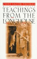 Teachings From the Longhouse