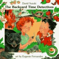 The Backyard Time Detectives