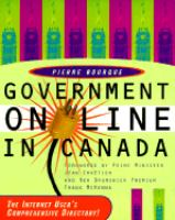 Government Online in Canada