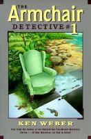 The Armchair Detective #1