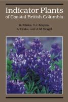 Indicator Plants of Coastal British Columbia