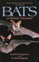 Bats of British Columbia