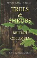 Trees and Shrubs of British Columbia
