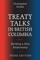 Treaty Talks in British Columbia