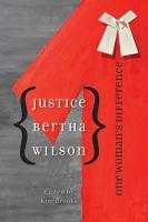 Justice Bertha Wilson
