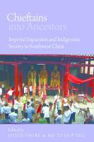 Chieftains Into Ancestors