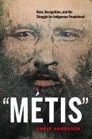 """""""Métis"""""""