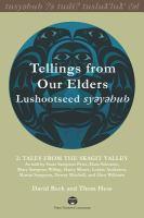 Tellings From Our Elders