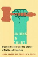 Unions in Court