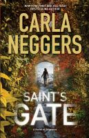 Cover of Saint's Gate